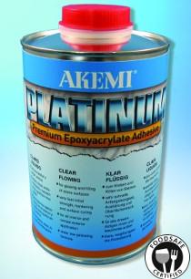 Akemi platinum adhesivo de epoxiacrilato l quido for Liquido para marmol